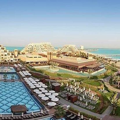 Spojené arabské emiráty - Arabské emiráty letecky na 8-12 dnů, all inclusive