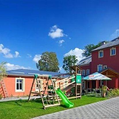 Liberec na 3-18 dnů, snídaně v ceně
