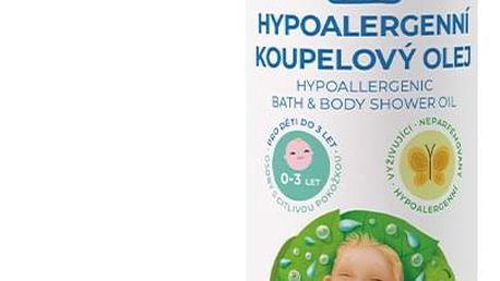 Feel Eco Hypoalergenní koupelový olej Baby 200ml