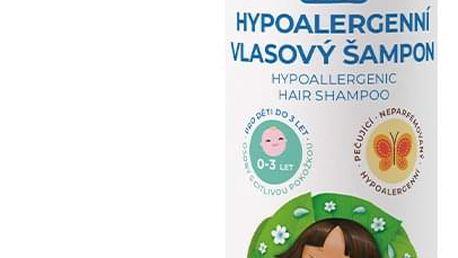 Feel Eco Hypoalergenní vlasový šampon Baby 200ml