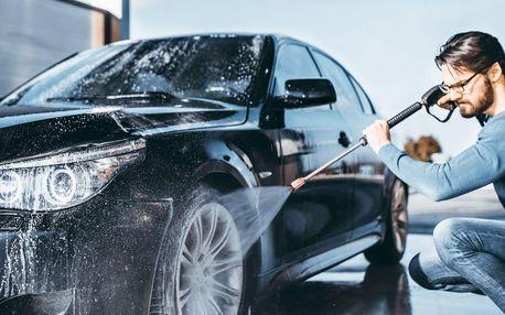 Čisté auto: komplet péče s dezinfekcí i voskováním