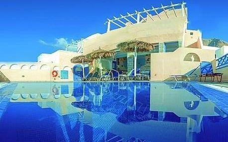 Řecko - Santorini letecky na 15 dnů