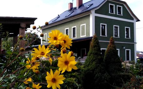 Národní park České Švýcarsko: Apartmány Stará Škola