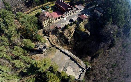 Národní park České Švýcarsko: Hotel Belveder