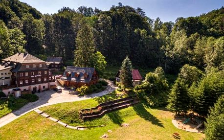 Národní park České Švýcarsko: Penzion Na Bělidle