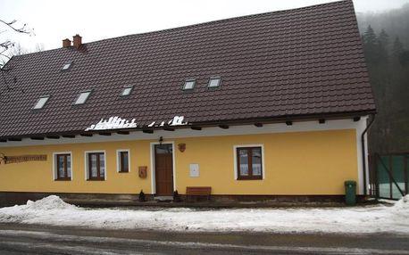 Krásy Broumovska: apartmány pod Vysákem
