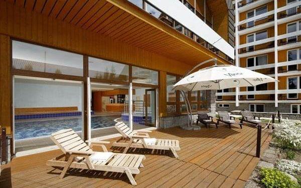 Orea Resort SKLÁŘ - Harrachov, Krkonoše, vlastní doprava, snídaně v ceně4