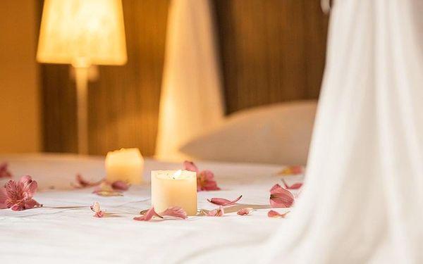 Romantický pobyt pro dva   Vysočina   Celoročně.   3 dny/2 noci.3