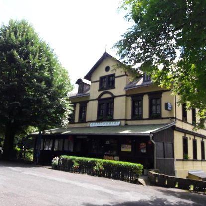 Národní park České Švýcarsko: Hotel Hubert