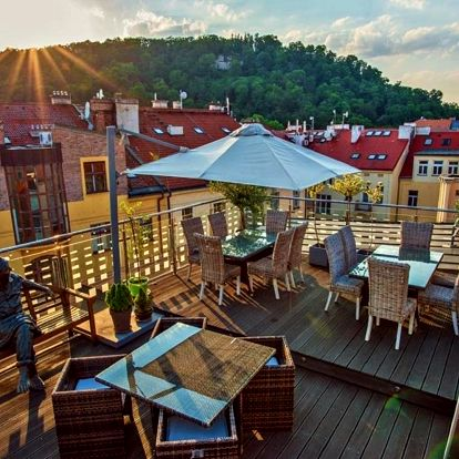 Praha a okolí: Hotel Julian
