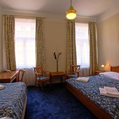 Praha a okolí: Anna Hotel