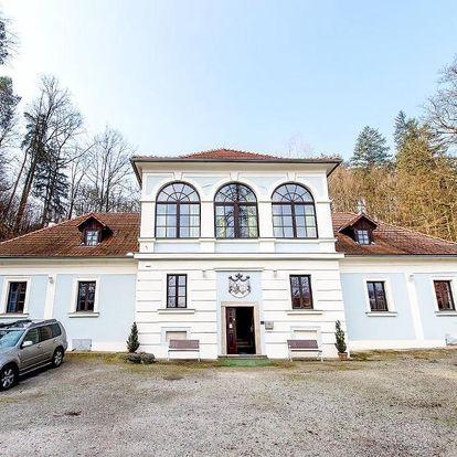 Jižní Čechy: Penzion Zámecká Zahrada