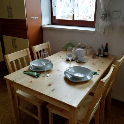 Kašperské Hory, Plzeňský kraj: Apartmán Mocca