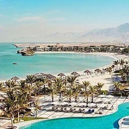 Spojené arabské emiráty - Arabské emiráty letecky na 9-12 dnů