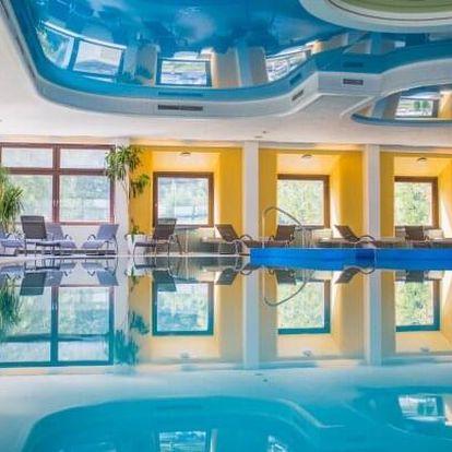 Krásné Vídeňské Alpy ve Sporthotelu am Semmering *** s bazénem, infra saunou, jízdenkou na lanovku a polopenzí