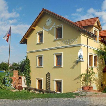 Střední Čechy: Pension U Barona Prášila