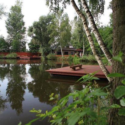 Pardubický kraj: Rybolov pro děti a dospělé