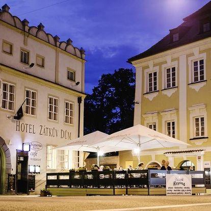 Jižní Čechy: Hotel Zatkuv dum