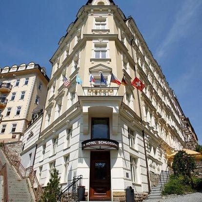 Karlovarský kraj: Spa Hotel Schlosspark