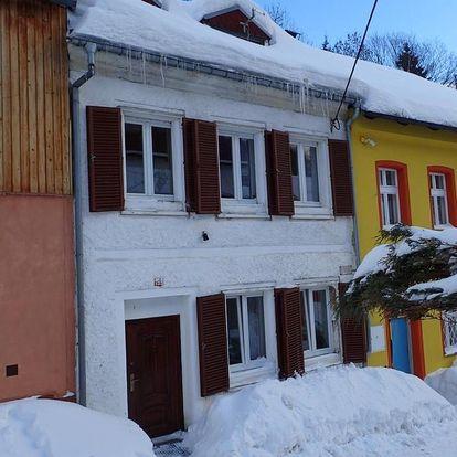 Karlovarský kraj: Apartmán pod Božím Darem