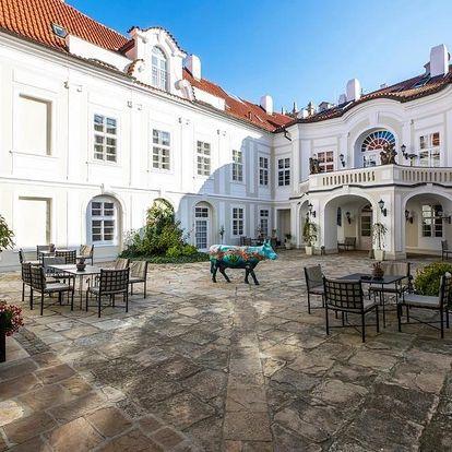 Praha a okolí: Smetana Hotel