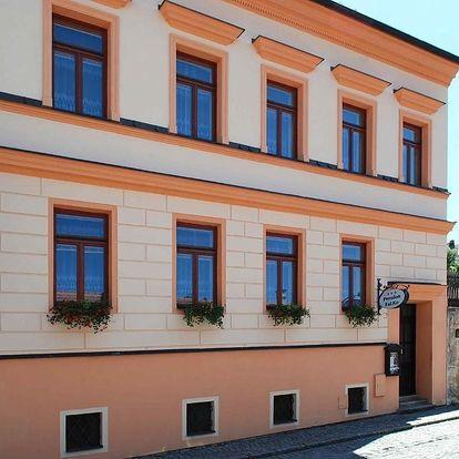 Jižní Čechy: Pension Falko