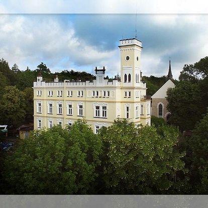 Český ráj: Hotel Štekl - Hrubá Skála