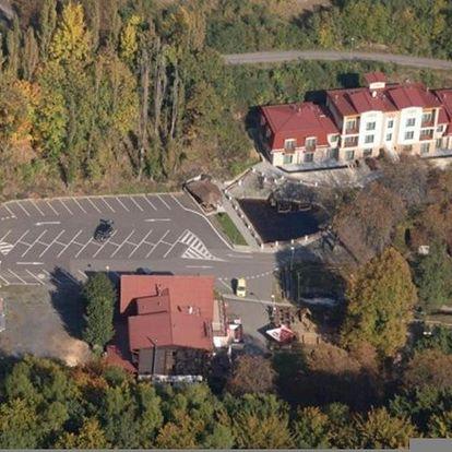 Krušné hory: Hotel Loucky