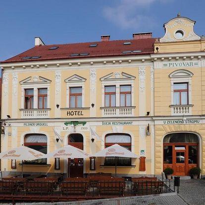 Plzeňsko: Hotel U Zeleneho stromu
