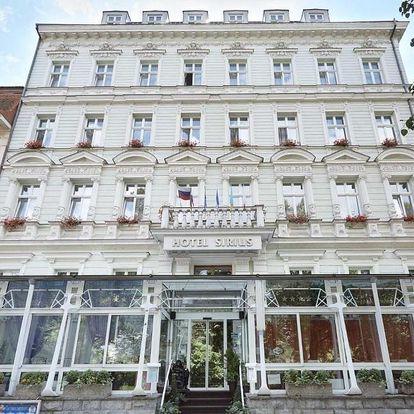 Karlovarský kraj: Hotel Sirius
