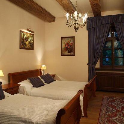 Kamenice: Hotel Zámek Štiřín