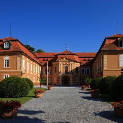Střední Čechy: Hotel Zámek Štiřín