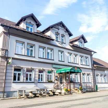 Krušné hory: Hotel Seifert