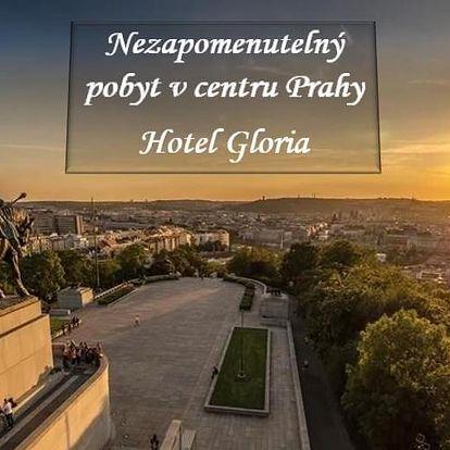 Praha a okolí: Hotel Gloria