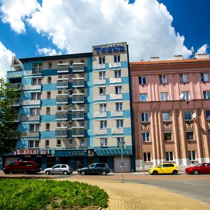 Plzeňsko: Hotel Trend
