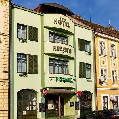 Český ráj: Hotel Rieger Garni