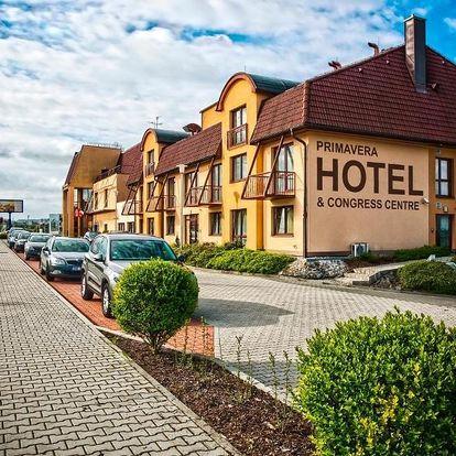 Plzeňsko: PRIMAVERA Hotel & Congress centre