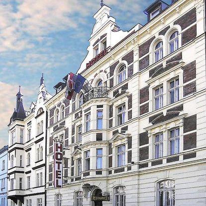 Plzeňsko: Hotel Victoria