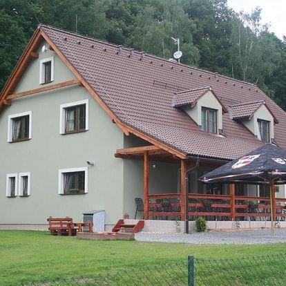 Olomoucký kraj: Penzion Trombly