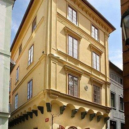 Jižní Čechy: Penzion Thallerův Dům