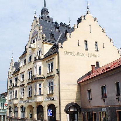 Český ráj: Hotel Obecní dům