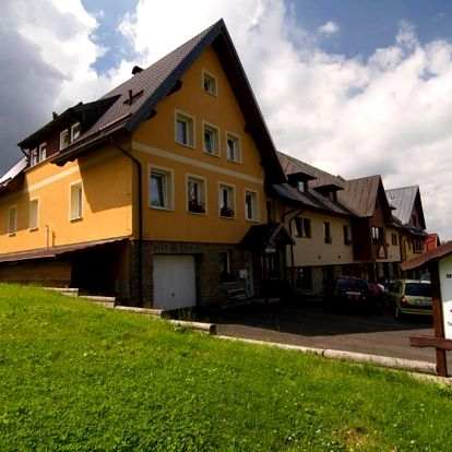 Krušné hory: Ubytování Edita