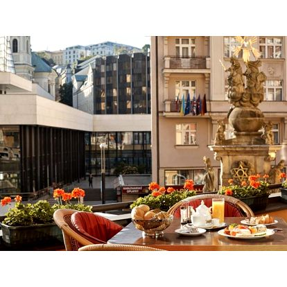 Karlovarský kraj: Hotel Romance