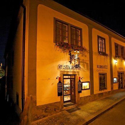 Jižní Čechy: Hotel Konvice