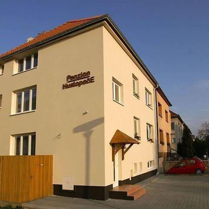 Jižní Morava: Penzion Hustopeče