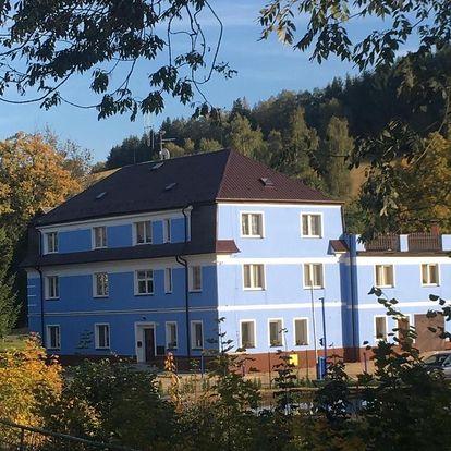 Lázně Libverda, Liberecký kraj: Penzion Montána
