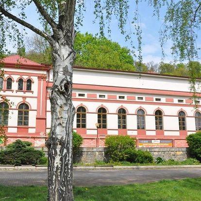 České středohoří: Hostel Děčín Na Skřivánce