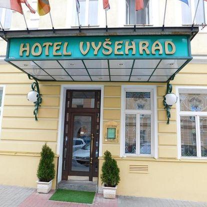 Praha a okolí: Hotel Vysehrad