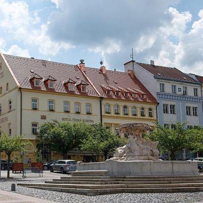 Děčín, Ústecký kraj: Hotel Česká Koruna