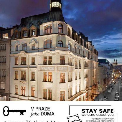 Praha a okolí: Art Nouveau Palace Hotel
